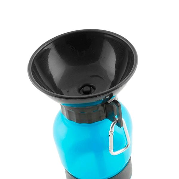 Vattenflaska till hund