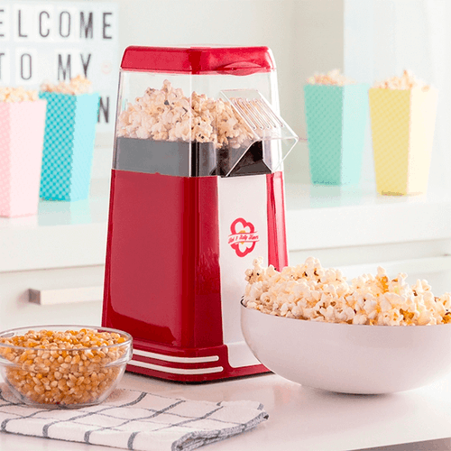 Hot & Salty popcornmaskin