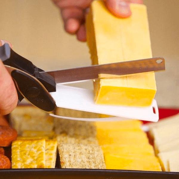SmartCutter - kniv & skärbräda i ett