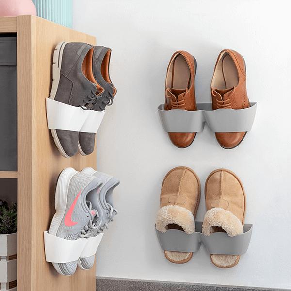 Skoförvaring för 4 par skor