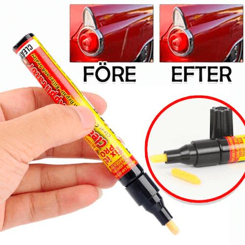 Lackpenna för bil
