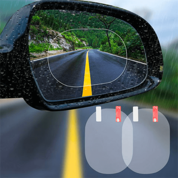 Clearmirror - se klart i dina backspeglar
