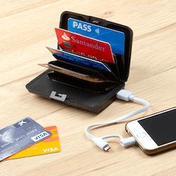 Powerbank plånbok