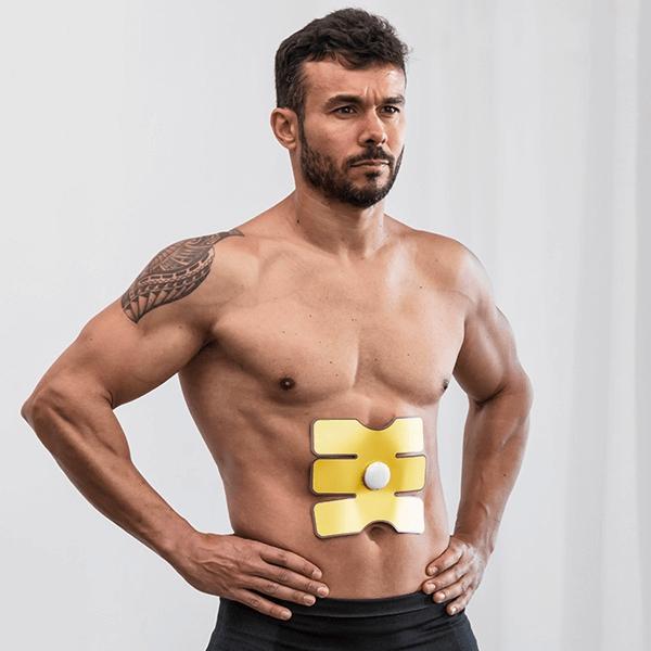 Muskelstimulator för mage / Magtränare