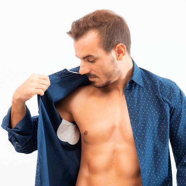 Svettskydd mot armsvett (10-pack)
