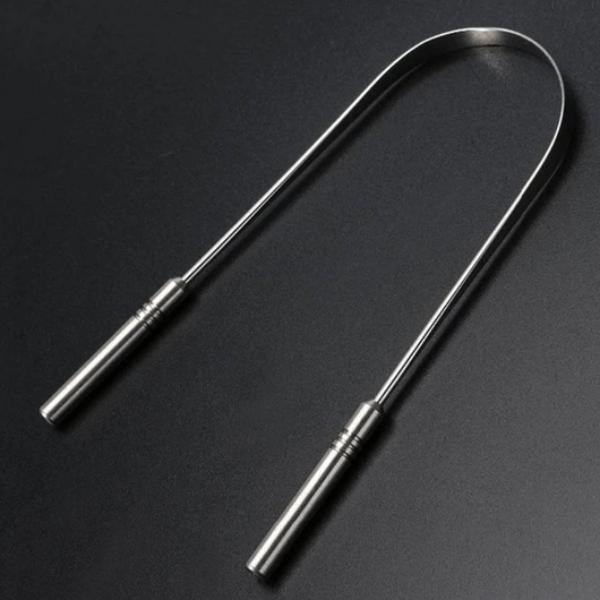 Tungskrapa i rostfritt stål