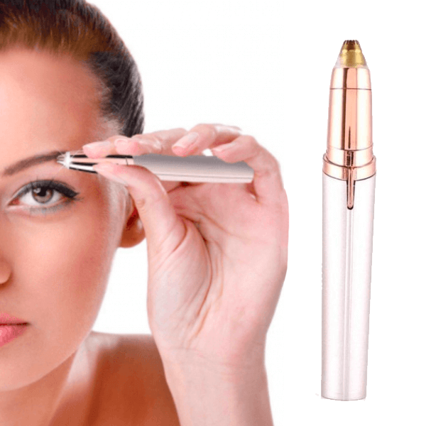 Ögonbrynstrimmer för perfekta ögonbryn