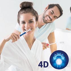 Smart tandborste 2-pack