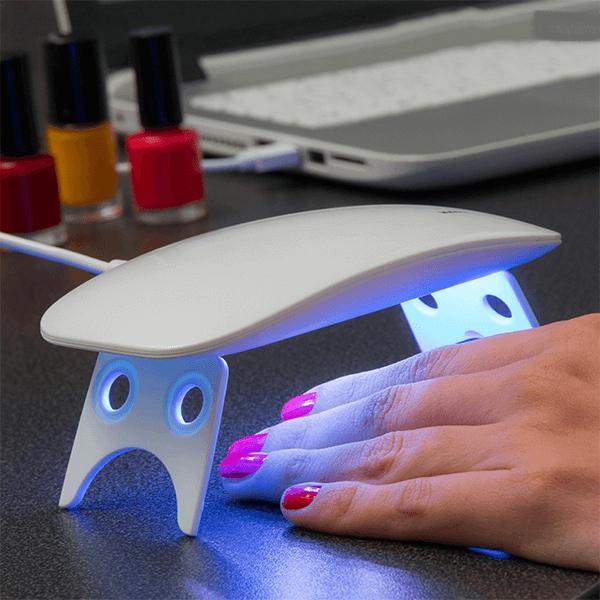Nageltorkare - UV lampa för naglar