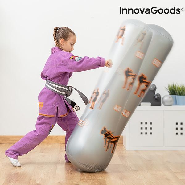 Uppblåsbar Boxningsäck för Barn