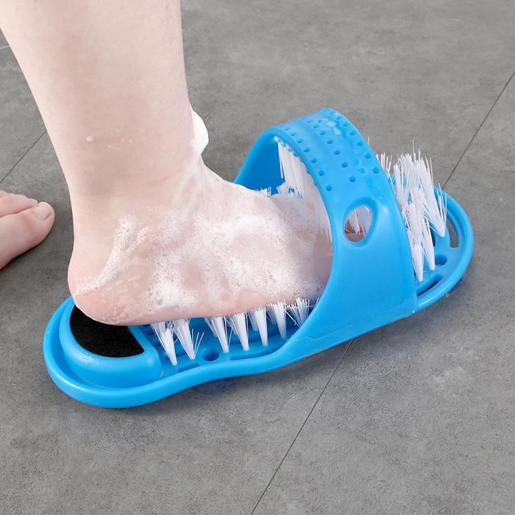 Fotskrubbare, enklare kan det inte bli att tvätta fötterna