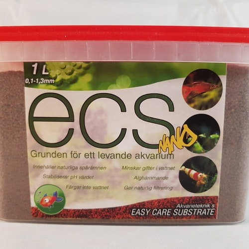 ECS Nano Akvariesand 1 L