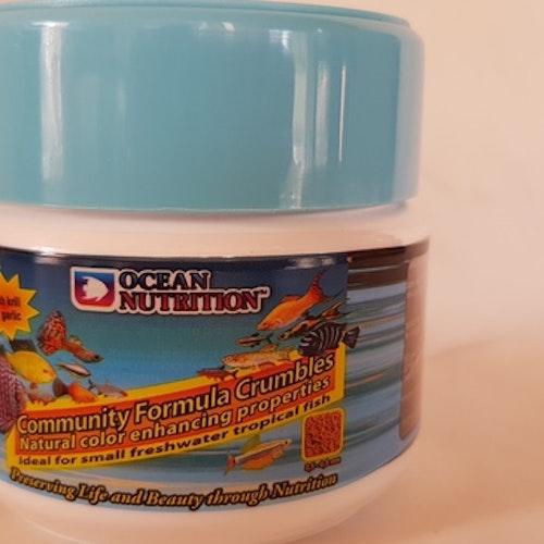 Ocean Nutrition - Community Formula Crumbles, 75gr