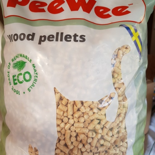 Peewee ströpellets 9 kg
