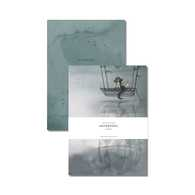 Mrs Mighetto 2-pack Notebook Flying Boat