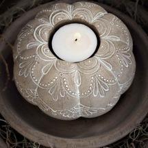 Ljuslykta Pumpa Mandala