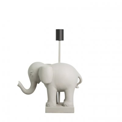 Bordlampa Elephant grå