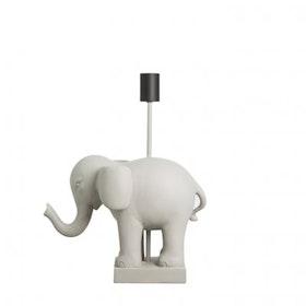 JULKLAPPSTIPS 🌲 Bordlampa Elephant grå