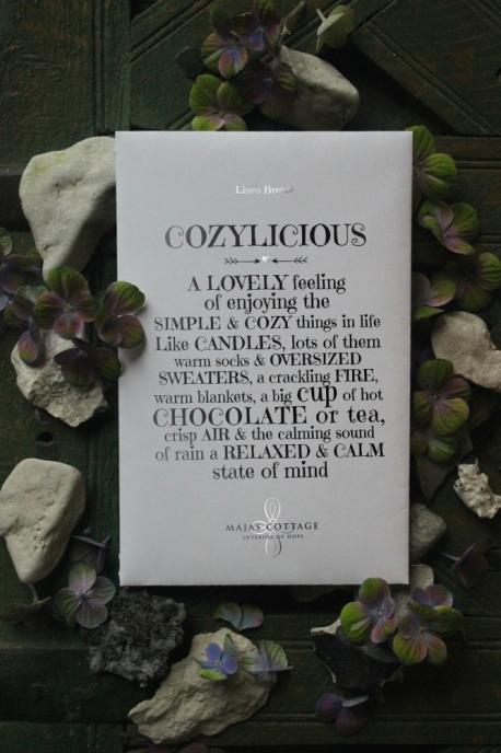 Doftpåse Cozylicious
