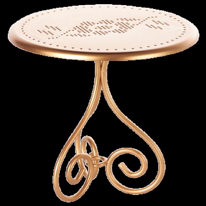 Maileg - Romantiskt Bord guld