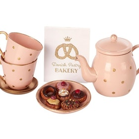 Maileg - Servis Tea & Biscuits set