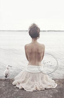 Tove Frank Poster 'Ballerina' 21x30