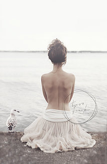Tove Frank Poster 'Ballerina' 50x70