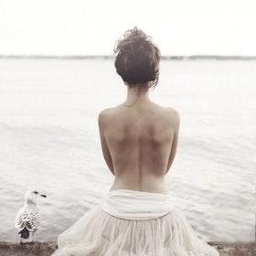 Tove Frank Kort 'Ballerina' 15x15