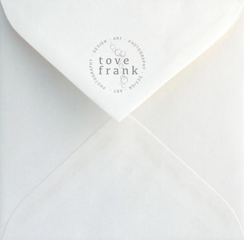 Tove Frank Kort 'Hush' 15x15