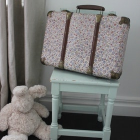 Sass & Belle - Vintage Floral Daisies koffert