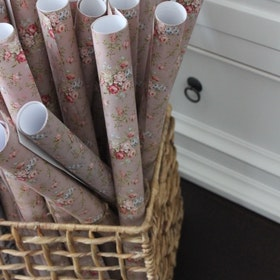 Sass & Belle - Presentpapper Vintage Floral