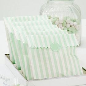 Kalaspåsar 10-pack mint