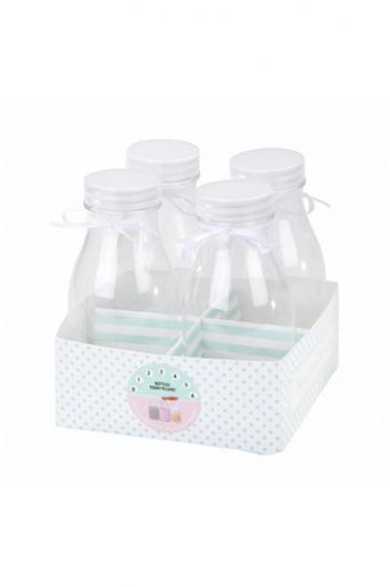 Kalas Flaskor i plast 4-pack