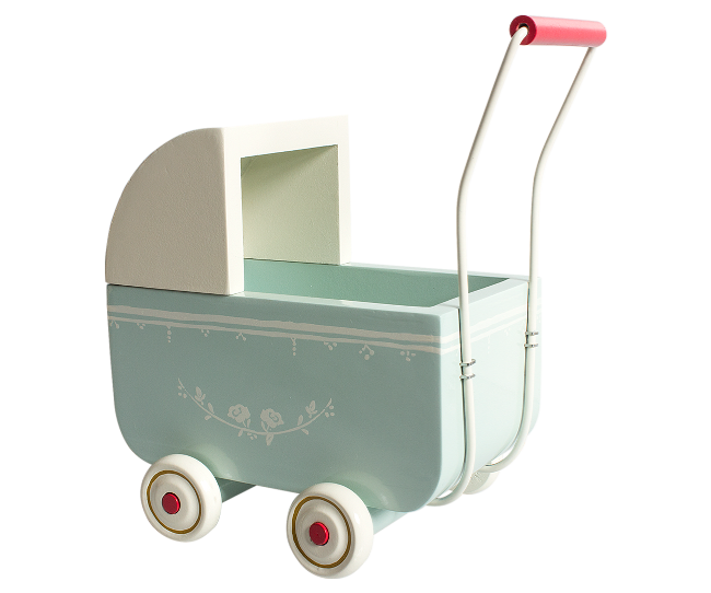 Maileg  - Micro Vagn Mint
