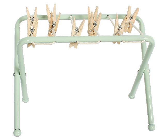 Maileg - Torkställ med klädnypor