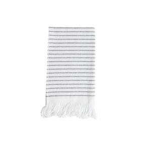 Tine K - Liten handduk med fransar 30x50