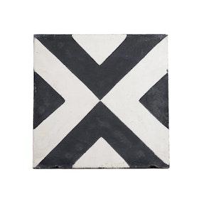 Tine K - Kakelplatta Square svart