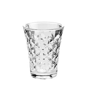 Tine K - Fasett glas lykta klar