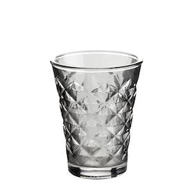 Tine K - Fasett glas lykta grå