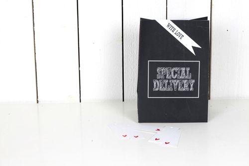 Presentpåse 'Special Delivery'