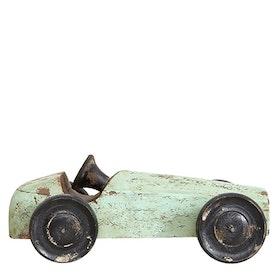 Dekoration Bil i trä