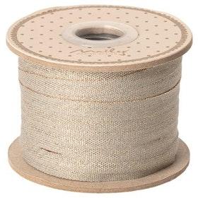 Maileg - Presentsnöre i textil färg Grey