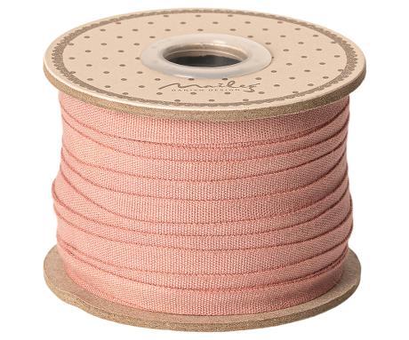 Maileg - Presentsnöre i textil färg Misty Rose