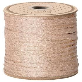 Maileg - Presentsnöre i textil färg Rose