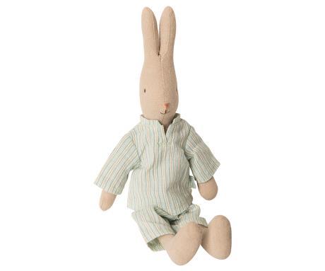 Maileg - Bunny & Rabbit Pojke Pyjamas