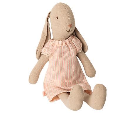 Maileg - Bunny & Rabbit Flicka Pyjamas