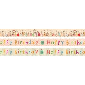 Maileg Tejp 3-pack Happy Birthday