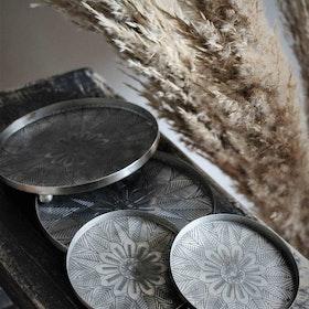 Majas Metallfat Mandala litet