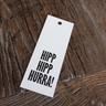 Kort 'Hipp Hipp Hurra!'