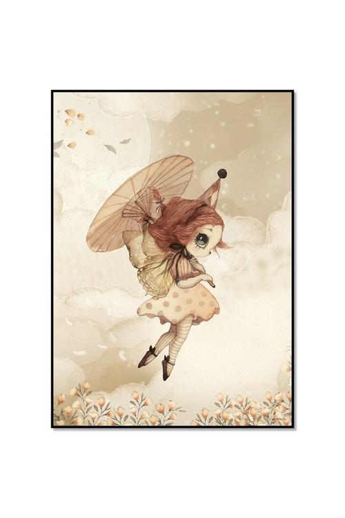 Mrs Mighetto Poster My Umbrella 50x70